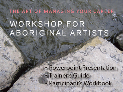 TAMYC Workshop for Aboriginal Artists